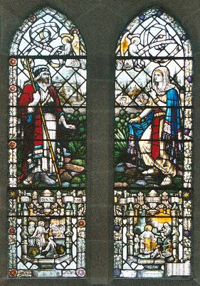 Hebblethwaite Window, St Mary's, Mirfield